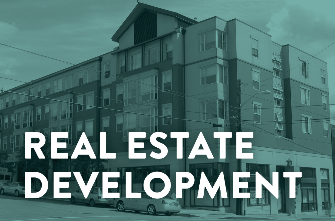 real estate development The urban real estate development and finance certificate program is excellent  for existing csu graduate students in business, law, and urban affairs who.
